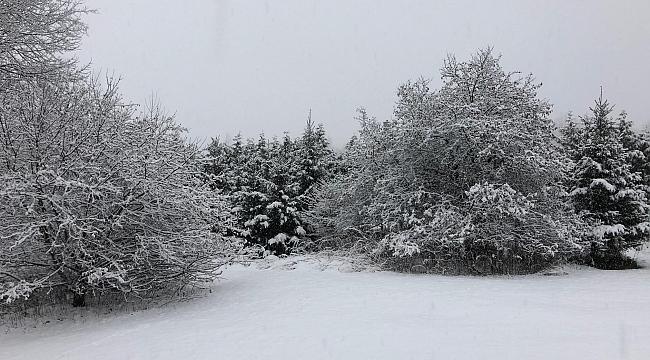 Samsun Haber - Meteoroloji'den Samsun'a kar uyarısı