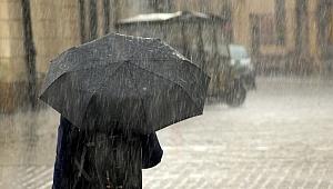 Samsun Haber - Meteoroloji'den Samsun'a kar ve yağmur uyarısı