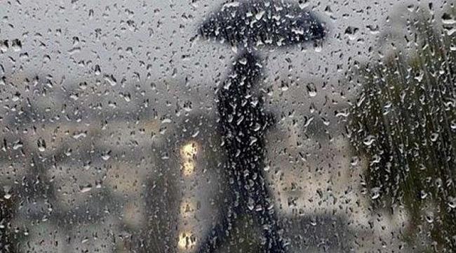 Samsun Haber - Meteoroloji'den Samsun için kuvvetli yağış uyarısı