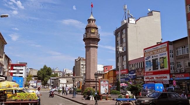 Samsun Haber - Saathane Meydanı'na tarihi dönüşüm