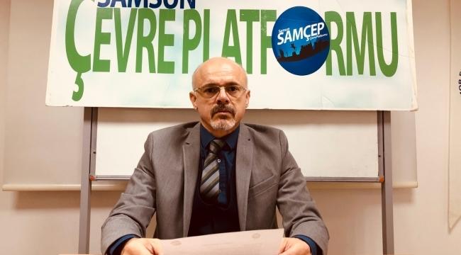 Samsun Haber - SAMÇEP Sözcüsü Özdağ: Bu cinayet bir gözdağı