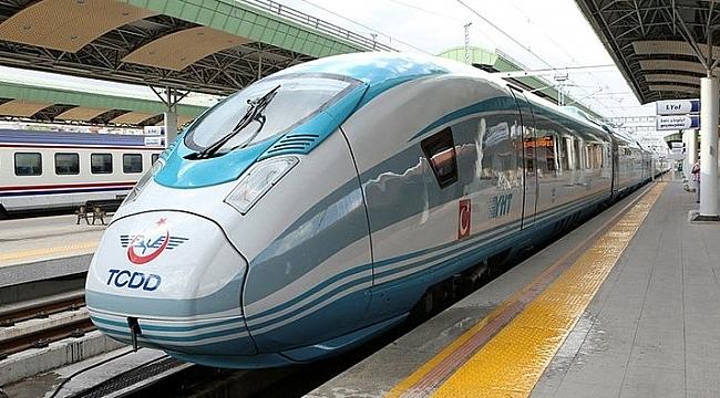 Samsun Haber - Samsun'a hızlı tren müjdesi