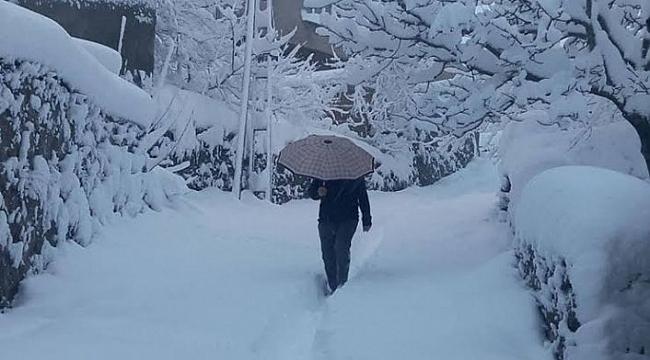 Samsun Haber -  Samsun'a kar geliyor