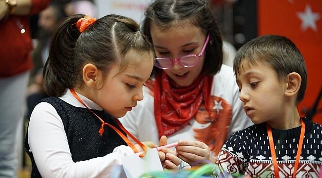 Samsun Haber -  Samsun'da çocukların yüzünü güldüren proje