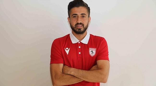 Samsun Haber - Samsunsporlu oyuncu Sakaryaspor'a kiralandı