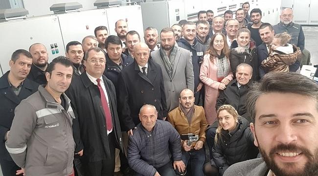 Samsun Haber - Ulusoy Un A.Ş'den Samsun'a yeni yatırım