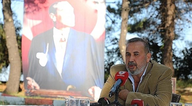 Samsun Haber - Uyanık istifa etti