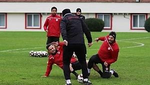 Samsunspor Çaykur Rizespor maçına hazır