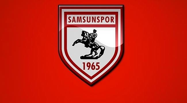 Samsunspor'da sözleşme karşılıklı feshedildi