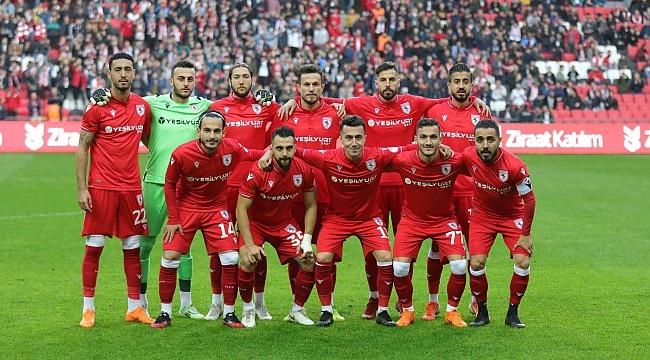 Samsunspor Haber - Samsunspor kupaya veda etti