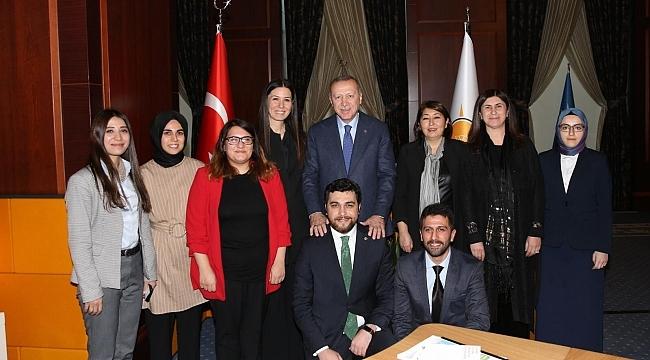 Sürdürülebilir şehirler Çalıştayı'na Cumhurbaşkanı Erdoğan'dan destek