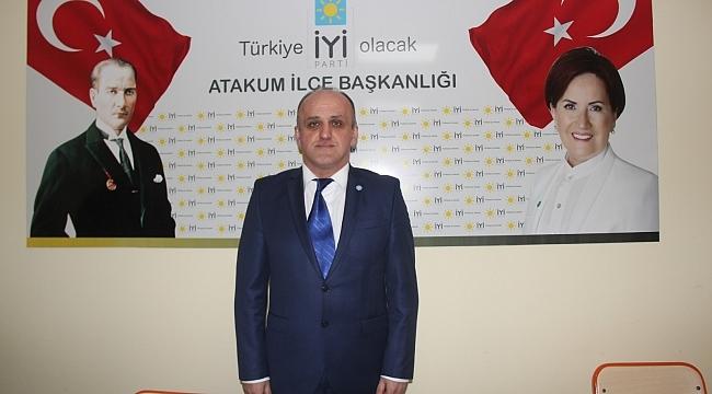 Ahmet Murat Saral İYİ Parti Atakum İlçe Başkanlığı'na adaylığını açıkladı