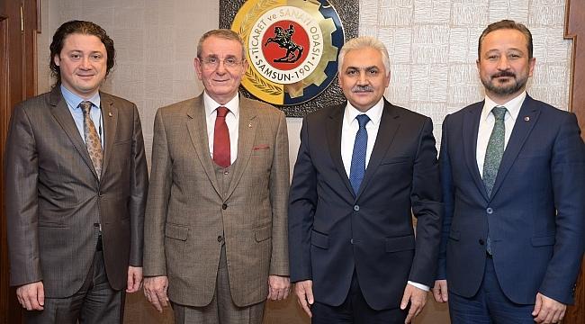 Başkan Murzioğlu: Emniyet güçlerimizin yanındayız