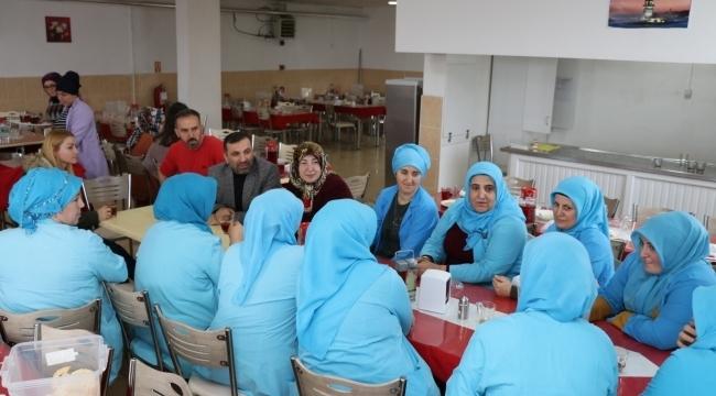 Başkan Sarıcaoğlu: İşsizlikle mücadelem sonuna kadar sürecek