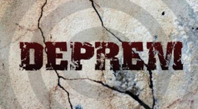 Elazığ'da deprem oldu, Samsun'da hissedildi