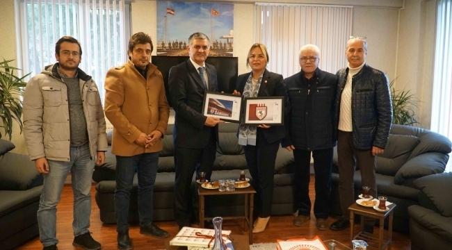 Hancıoğlu'ndan Samsunspor'a özel çalışma