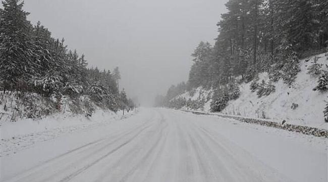 Meteoroloji'den Samsun'a kar uyarısı