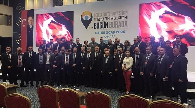 Milletvekili Yaşar'dan güçlü bir yerel yönetim için destek sözü