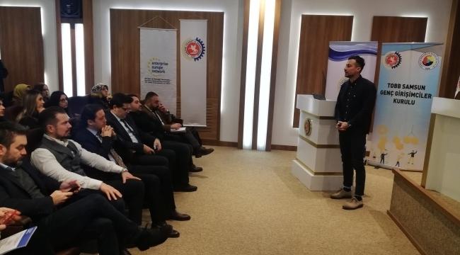 Samsun'da girişimciler sosyal medyada öne çıkacak