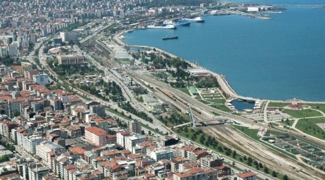 Samsun'da o alanlar belirlendi