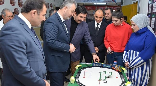 Samsun Haber - 19 Mayıs'ta Türkçe Sokağı açıldı