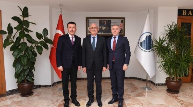 Samsun Haber - AK Parti'de hizmet seferberliği devam ediyor