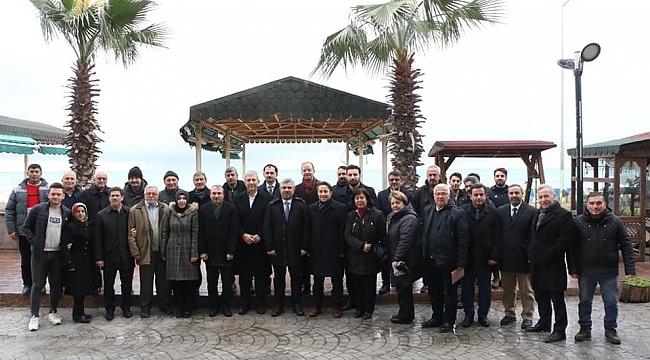 Samsun Haber - Başkan Aksu kongre tarihini açıkladı