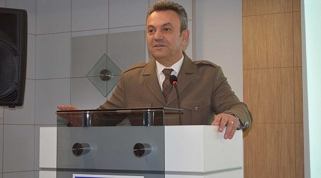 Samsun Haber - Başkan Gürkan: Enerji çok kıymetli