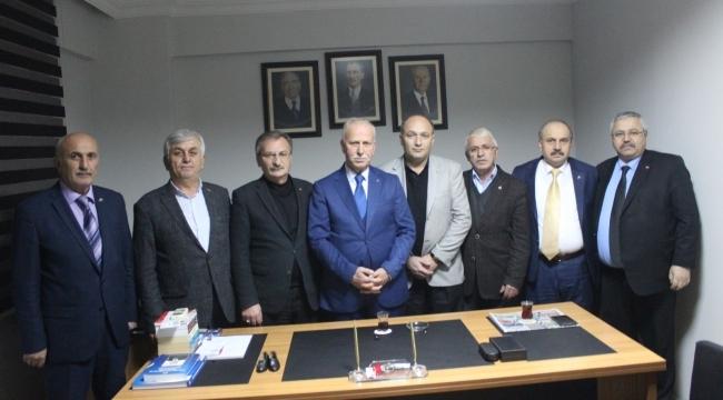 Samsun Haber - MHP Samsun'da hedef büyüttü