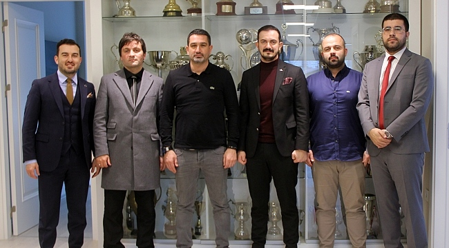 Samsun Haber - SAMGİAD'dan Samsunspor'a büyük destek
