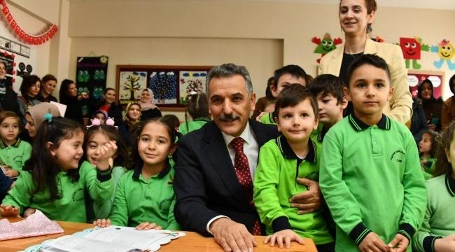 Samsun Haber - Samsun'da 263 bin öğrenci karne aldı