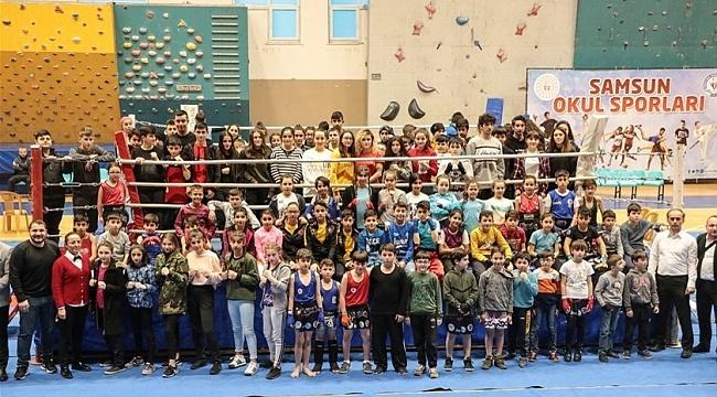 Samsun Haber - Samsun sporcu sayısında öne çıkıyor