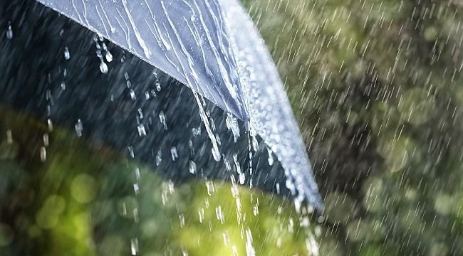 Samsun Haber - Samsun'un iç kesimlerine yağmur uyarısı