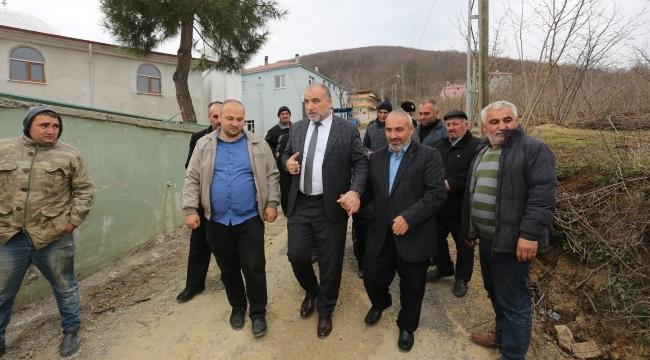 Samsun Haber - Sandıkçı: Vatandaşımıza hizmete gideceğiz