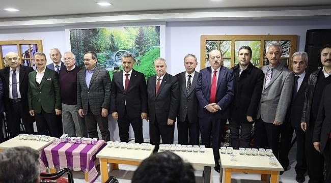 Samsun Şalpazarı Ağasarlılar Derneği açıldı