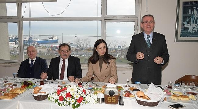 Samsun'un ekonomisi gelişecek