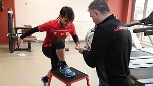Samsunspor'da Başkent Akademi maçı hazırlıkları başladı