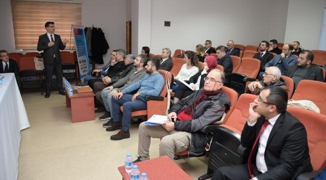 Sinoplu KOBİ'lere AB pazarı semineri