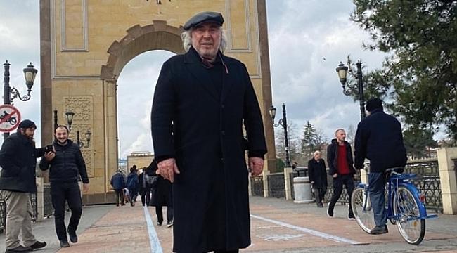 Usta sanatçıdan 'Çarşamba Köprüsü hatırası'