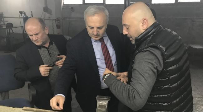 Yaşar: Samsun'un alt yapısı çok güçlü
