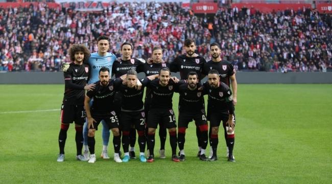 Yılport Samsunspor adım adım şampiyonluğa