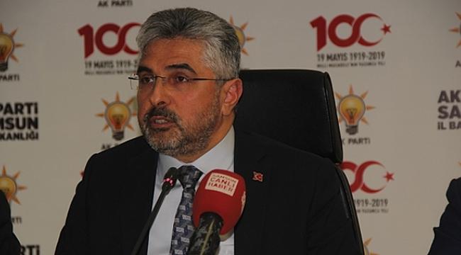 Başkan Aksu ilçe kongrelerinin tarihlerini duyurdu