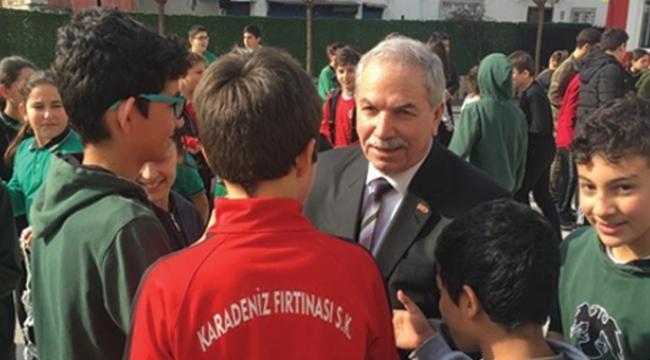 Başkan Demirtaş öğrencilerle buluştu