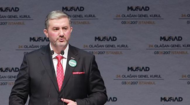 Başkan Kaan'dan sanayi açıklaması