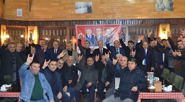 Başkan Karapıçak: En güçlü yöneticileri seçeceğiz
