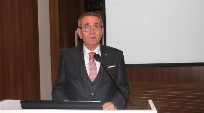 Başkan Murzioğlu:Lojistik Köy Türkiye'ye örnek oldu