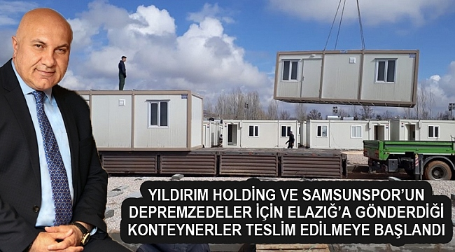 Depremzedelerin evleri teslim edilmeye başlandı