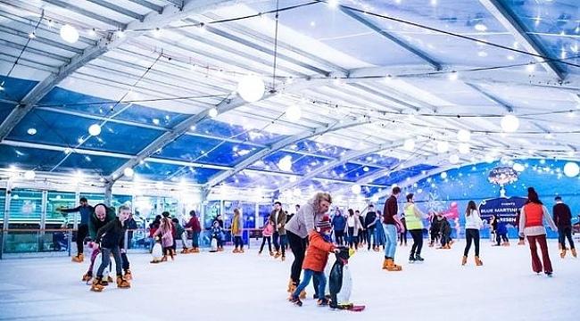 İlkadım'da binlerce öğrenci buz sporu yapacak