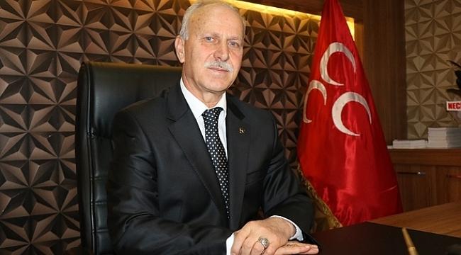 MHP İl Başkanı Karapıçak'ın acı günü
