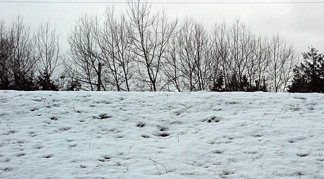 Samsun'a Meteorolojiden kar uyarısı
